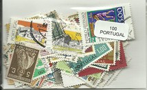 100 timbres du Portugal
