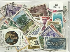 200 timbres d'italie
