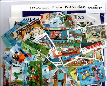 "300 timbres thematique "" disney"""