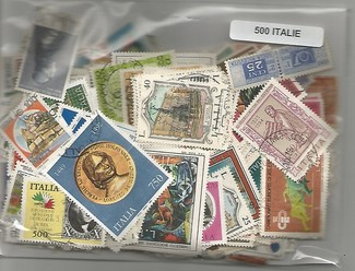 500 timbres d'italie